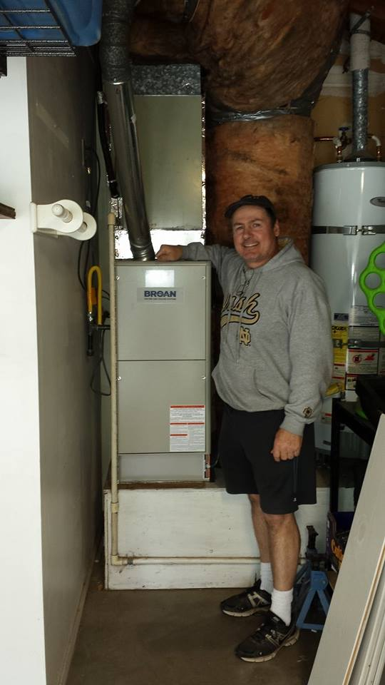 Another happy customer with there new heating comfort system!