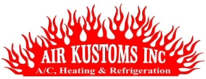 airkustoms-HVAC services Logo