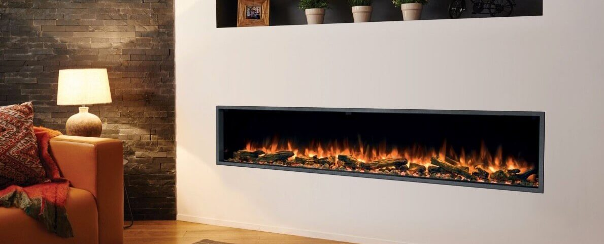 Gas Fireplace vs Electric Fireplace Turlock